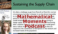 Mathematical Moments Podcast